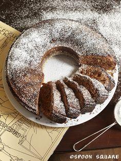 Babka czekoladowo - dyniowa I Foods, Tiramisu, Food Photography, Ethnic Recipes, Tiramisu Cake