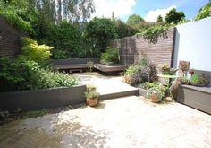 Vote for Kate Monckton Interior Design for Best Urban Garden in the Gardenista Considered Design Awards! House Landscape, Landscape Architecture, Garden Living, Home And Garden, Outdoor Landscaping, Outdoor Decor, Backyard, Patio, Rooftop Garden