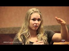 Ronda Rousey UFC Fan Expo Interview - July 6, 2012. Be part of the #ArmbarNation - visit RondaRousey.net