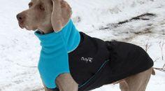 Great White North Coat - Dog Coats and Dog Jackets - Moondoggie Dog Boutique
