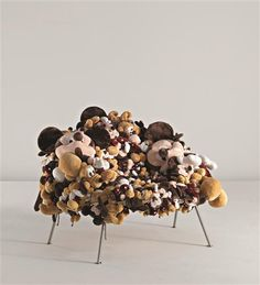 FERNANDO AND HUMBERTO CAMPANA  'Cartoon' chair, c. 2007