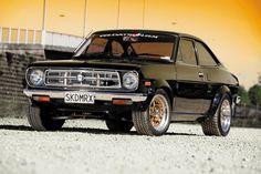 Datsun 1200 Coupe NZ