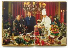 Salvador Dali's surreal cookbook