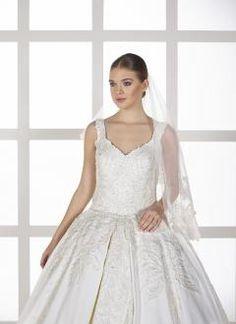 OG_1705 GELİNLİK - Osmanlı Moda