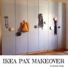 ikea hacks pax closet painted - Recherche Google