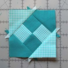 Summer Fun Quilt Along @ The Crafty Quilter features a bright and happy wall hanging that measures x Week 1 instructions include the checkerboard rows and the wave blocks.Quilting tips and inspiration Quilt Square Patterns, Patchwork Quilt Patterns, Quilt Block Patterns, Pattern Blocks, Square Quilt, Quilt Blocks, Sewing Patterns, Crazy Patchwork, Patchwork Tutorial