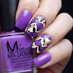 Back to egypt with these beauties... MM32 from Messy Mansion by @nailsbylaurak