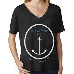 Alpha Epsilon Phi Bid Day T-Shirt – Greekwell