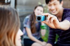 Lytro Light Field Camera via Jeff Ward-Bailey, csmonitor: This small rectangular tube captures light rays, rather than flat images, allowing you to refocus a photo after you've taken it or even see it in 3D. $399 #Photography #Lytri #Light_Field_Camera #Camera