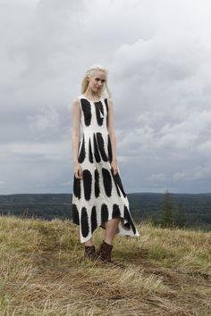 R/H Studio, Finnish design. Ss 15, Studio, Coat, Model, How To Wear, Magic, Collection, Dresses, Design