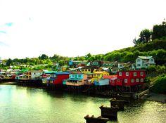 A mágica e mitológica ilha de Chiloé | #Caicavilú, #Chile, #IlhaChiloé, #Mitologia, #Santiago, #Tentenvilú, #Turismo