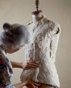 Padding a Dress Form when you have gained some weight.
