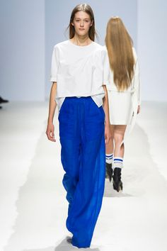 Christian Wijnants | Spring 2014 Ready-to-Wear Collection | Style.com