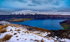 The Snowy Highlands of Queenstown