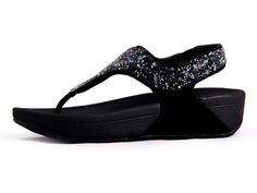Womens Black Fitflop Sandal - Fitflop Rock Chic S. UK fitflop shoes factory outlet. Online hot sale link:http://www.store2014.net/fitflop-2014-rock-chic-s-black-p-451.html Discount other fitflop shoes for you free shipping from pinterest.