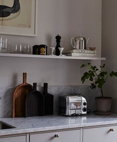 Lisa Robertz's home - via Coco Lapine Design