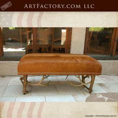 Genuine Elk Antler Bench: Custom Fine Art Quality Lodge Theme Furniture - handmande by master craftsmen with full grain leather upholstery Sofa Furniture, Custom Furniture, Full Grain Leather Sofa, American Sofa, Old Sofa, Elk Antlers, Custom Sofa, Leather Sectional, Chair Fabric