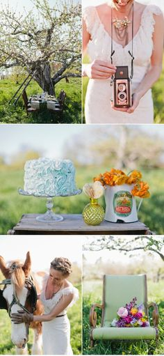 Photography By / http://emilydelamaterphotography.com, Coordination, Shoot Styling   Floral Design By / http://daisiesandpearls.com