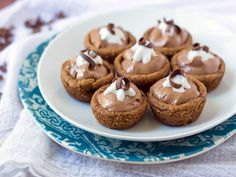 17 Adorably Delicious Bite-Sized Desserts To Make In A Mini Muffin Tin - Oola.com#slide/0/0#slide/3/1