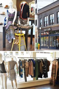 FANCY PANTS was named by Elle.com among the Best Boutiques in the 50 States. Designer fashions in Downtown Boise!