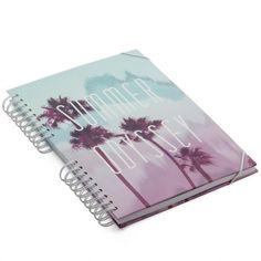 Summer Odyssey A4 scrapbook
