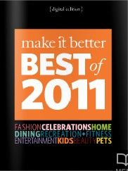 """I 'm very exited to receive a Best of 2011 award from the publication Make It Better """"Best Magician"""".  Make sure to book the Chicago magician that makes every party an amazing event  http://www.magicbyrandy.com  Whether you're hosting a cocktail party, corporate event,  holiday soiree, or family party, now is the time to call Magic by Randy. 847 486 1410."""