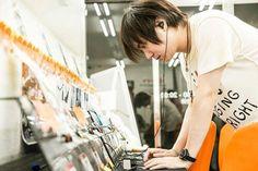 メVoice ActorメSuzuki TatsuhisaメSeiyuuメ 鈴木達央 メhttp://tatsu-to-mamo-no-atm.tumblr.com/post/38588057089/shizochka-photo-report-from-heaven-pvs