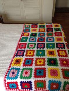 Mantinha (peseira) para decoração de cama. Para Vicki.