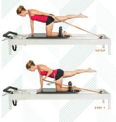 Bíceps e triceps patada Pilates Exercicios ef0c3f9c7d68b