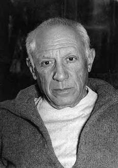 Pablo Picasso (Málaga, 25/10/1881- Mougins, 08/04/73), foi um pintor, escultor e desenhista espanhol, tendo também desenvolvido a poesia. Foi reconhecidamente um dos mestres da arte do século XX. É considerado um dos artistas mais famosos e versáteis de todo o mundo, tendo criado milhares de trabalhos, não somente pinturas, mas também esculturas e cerâmica, usando, enfim, todos os tipos de materiais. Ele também é conhecido como sendo o co-fundador do Cubismo, junto com Georges Braque.