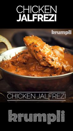 Cooking Recipes 94634 This chicken Jalfrezi Curry recipe is heavily influenced by the British Bangladeshi and Pakistani food and features chicken in a spiced tomato gravy. Spicy Recipes, Veg Recipes, Asian Recipes, Vegetarian Recipes, Cooking Recipes, Easy Indian Chicken Recipes, Chicken Curry Recipes, Paneer Recipes, Indian Recipes