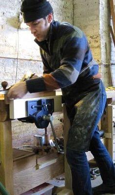 Scott George Beattie - Furniture Maker  http://sgbfurniture.blogspot.com/