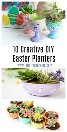10 Creative DIY East