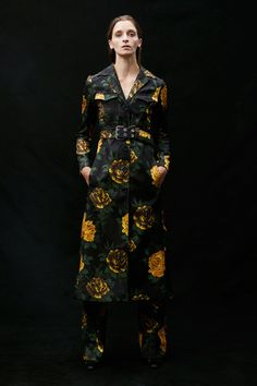 The complete Kwaidan Editions Spring 2018 Ready-to-Wear fashion show now on Vogue Runway.