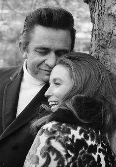 Johnny & June Carter Cash .