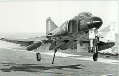 Military Jets, Military Aircraft, Royal Navy Aircraft Carriers, Hms Ark Royal, Post War Era, F4 Phantom, Air Space, Ww2 Aircraft, Royal Air Force