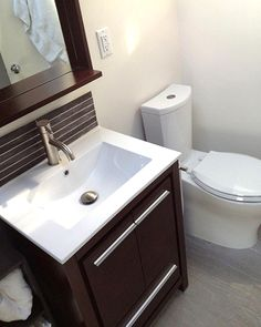 Small Bathroom Remodel - Photos