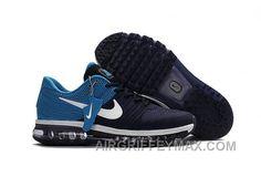 Authentic Nike Air Max 2017 KPU Navy White Blue Top Deals JS3We