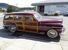 Where can you find online listings for Desoto automobiles?