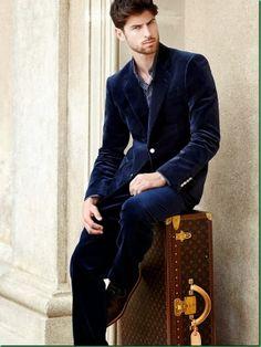 Ferran Calderon for Louis Vuitton - Winter 2014