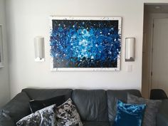 Photos - Galerie Perreault  #HomeDecor #abstractart #abstractpainting #Art #Artist #Quebec #ArtGallery #GalerieDart #Artist #Artwork Artgallery, Decoration, Artwork, Abstract Art, Tapestry, Paintings, Artist, Photos, Home Decor