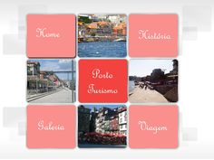 Website Porto Turismo