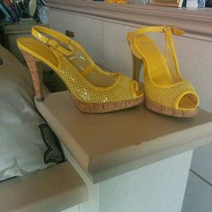 Flash Sale Bakers Yellow Sandal