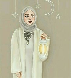 girly m ramadan Girly M, Cute Girl Drawing, Woman Drawing, Muslim Girls, Muslim Women, Photo Islam, Tmblr Girl, Hijab Drawing, Hijab Stile