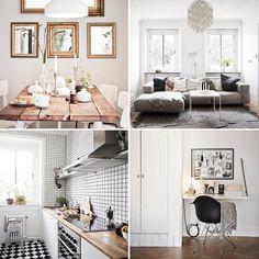 Klein Zweeds appartement met een grootse uitstraling