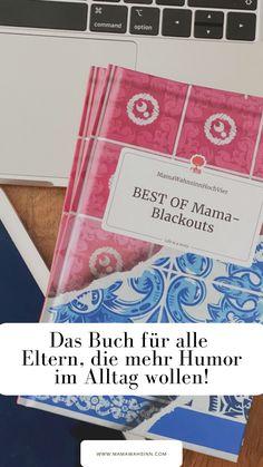 Der vergessene Kinderwagen? Der Fehlkauf? Die Still- oder gar die Schwangerschaftsdemenz? Kennst du das? Im neuen Buch BEST OF Mama-Blackouts geht es um das nicht Perkekt-Sein und um das Lachen darüber. Eine Pflichtlektüre für alle Eltern, die mehr Humor im Alltag haben wollen.