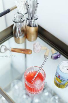 Firefly Spritz Cocktail