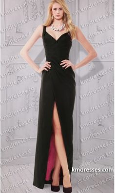 fabulous Sleeveless Sweetheart front slit evening gown.prom dresses,formal dresses,ball gown,homecoming dresses,party dress,evening dresses,sequin dresses,cocktail dresses,graduation dresses,formal gowns,prom gown,evening gown.