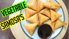 Vegetable Samosa's | Ramadan Recipes | Indian Cooking Recipes | Cook with Anisa - YouTube