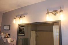 images bath lighting | ... Vanity Light Fixtures » Light Fixtures Bathroom Vanity Image